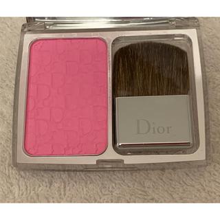 ディオール(Dior)のDior ディオールスキン ロージー グロウ チーク(チーク)