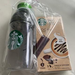 Starbucks Coffee - Starbucks  シェイカー&ウォーターボトル