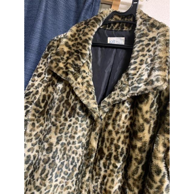 JOHN LAWRENCE SULLIVAN(ジョンローレンスサリバン)のレオパードコート Contenastore Osaka vintage メンズのジャケット/アウター(その他)の商品写真