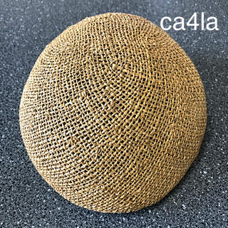 CA4LA - ca4la☆ベレー帽♡夏素材でオシャレ♪(*´꒳`*)