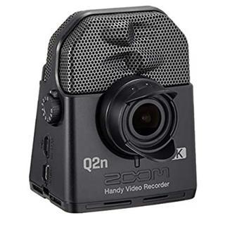 ズーム(Zoom)のzoom Q2N-4K ハンディビデオカメラ(ビデオカメラ)