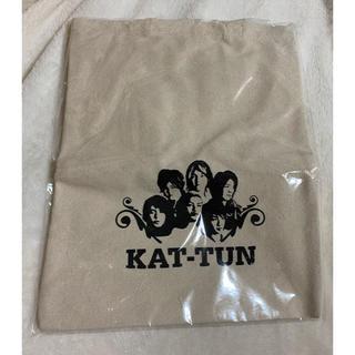 カトゥーン(KAT-TUN)のKAT-TUN トートバッグ(アイドルグッズ)