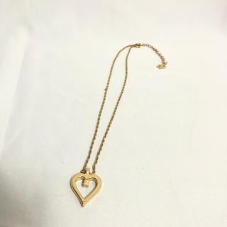 ディオール(Dior)の☆セール☆ Dior ディオール アクセサリー ラインストーン ネックレス(ネックレス)