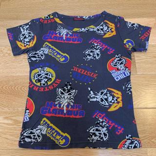 HYSTERIC MINI - HYSTERIC MINI セットアップ(Tシャツ & スパッツ)薄手生地