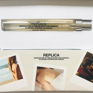 マルタンマルジェラ(Maison Martin Margiela)の【新品】 REPLICA beach walk メゾンマルジェラ 香水(ユニセックス)