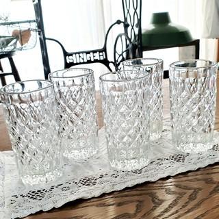 昭和レトロ レトロポップ グラス 5個 セット