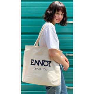 ワンエルディーケーセレクト(1LDK SELECT)の【新品・送料無料】エンノイ ENNOY トート(トートバッグ)