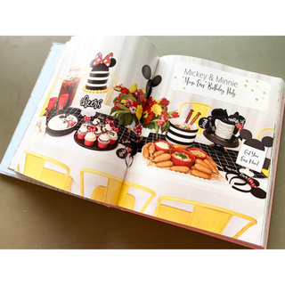 Disney - 【新入荷!】ディズニー英語本 洋書 プリンセス パーティー 料理
