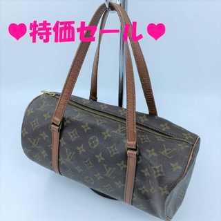LOUIS VUITTON - ♥特価♥ 【ルイヴィトン】 ハンドバッグ パピヨン モノグラム M51385