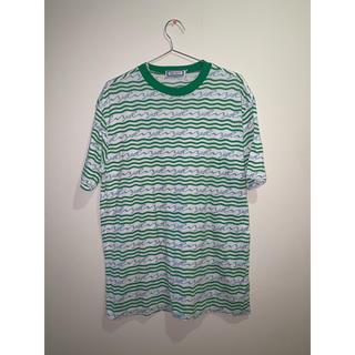Saint Laurent - vintage ysl 総柄Tシャツ