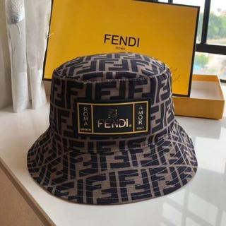 フェンディ(FENDI)のFENDI20SS最新作◆ナイロン ハット◆(ハット)