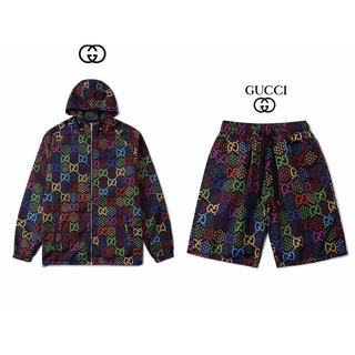 Gucci - 【セット14000円送料込み】GUCCI パーカー&ハーフパンツ