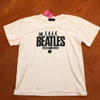 シップスフォーウィメン(SHIPS for women)のシップス  Tシャツ GOOD ROCK SPEED THE BEATLES(Tシャツ(半袖/袖なし))