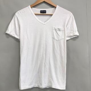 Emporio Armani - エンポリオアルマーニ ENPORIO ARMANI Vネック 半袖 Tシャツ