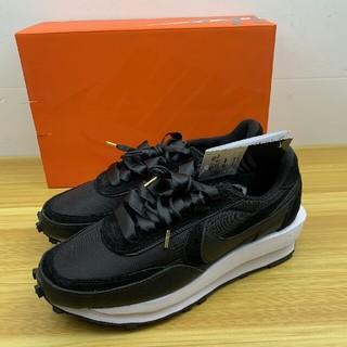 サカイ(sacai)の【28】Sacai Nike Waffle Black Nylon(スニーカー)