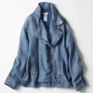 ダブルスタンダードクロージング(DOUBLE STANDARD CLOTHING)のデニムジャケット(Gジャン/デニムジャケット)