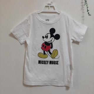 UNIQLO - UNIQLO/UT ミッキー Tシャツ 110センチ