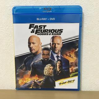 ユニバーサルエンターテインメント(UNIVERSAL ENTERTAINMENT)のワイルド・スピード/スーパーコンボ ブルーレイ+DVD Blu-ray(外国映画)