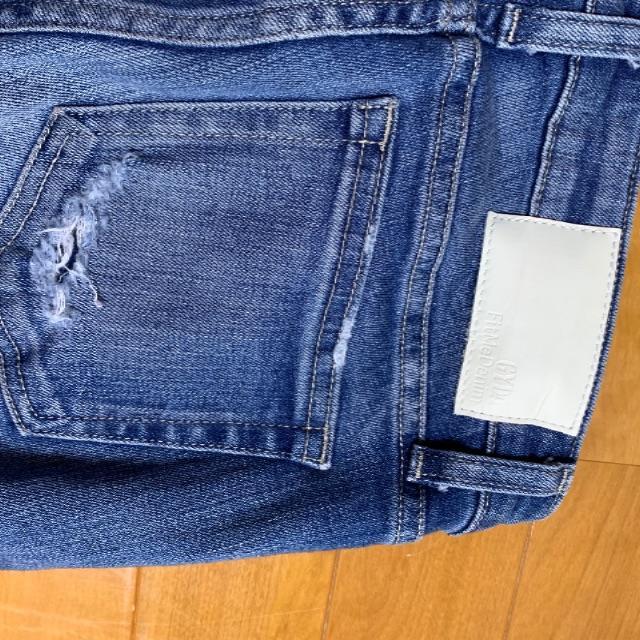 GYDA(ジェイダ)のGYDA  ダメージデニム レディースのパンツ(デニム/ジーンズ)の商品写真