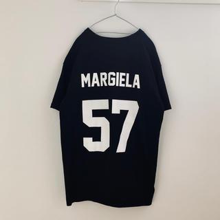 マルタンマルジェラ(Maison Martin Margiela)のLES (ART)ISTS /「MARGIELA 57」ナンバリングTシャツ(Tシャツ(半袖/袖なし))