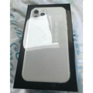 iPhone - 【新品未開封】SIMフリー iPhone11PRO 256GB シルバー