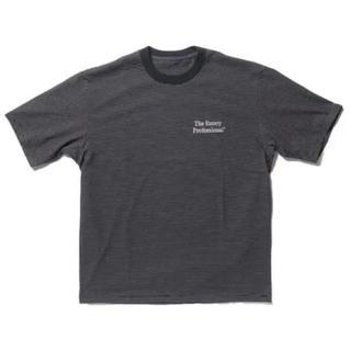 ワンエルディーケーセレクト(1LDK SELECT)のennoy Tシャツ ボーダーXL(Tシャツ/カットソー(半袖/袖なし))