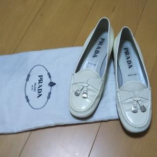 プラダ(PRADA)のプラダのローファー(ローファー/革靴)