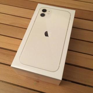 iPhone - 【新品未開封】iPhone 11 SIMフリー  128GB