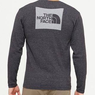 ザノースフェイス(THE NORTH FACE)のノースフェイス THE NORTH FACE Square Logo Tシャツ(Tシャツ/カットソー(七分/長袖))