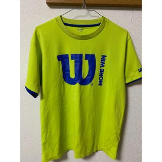 ウィルソン(wilson)のウィルソン(バドミントン、テニス)最終値下げ(バドミントン)