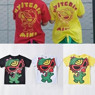 HYSTERIC MINI - 新品 ヒスミニ Tシャツ ミニラA5