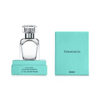 ティファニー(Tiffany & Co.)のティファニー シアー オードトワレ50ml(ユニセックス)