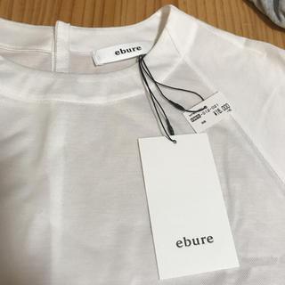 Ron Herman - 新品未使用、タグ付き ebure  エブール  Tシャツ ロンハーマン