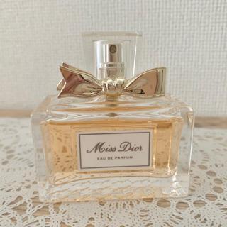 ディオール(Dior)のミス ディオール オードゥ パルファン 50ml(香水(女性用))