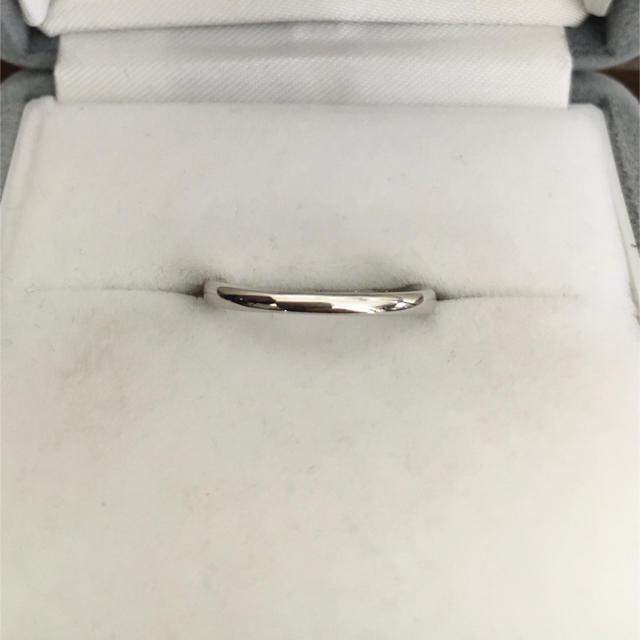 4℃(ヨンドシー)の4℃ ダイヤモンドリング Pt900 0.176ct D VS-1 EX H&C レディースのアクセサリー(リング(指輪))の商品写真