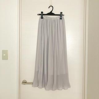 ローリーズファーム(LOWRYS FARM)のローリーズファーム ロングフレアプリーツスカート(ロングスカート)