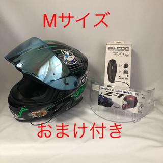 ショウエイシャ(翔泳社)のSHOEI Z7  B+COM 4X Lite付き(ヘルメット/シールド)