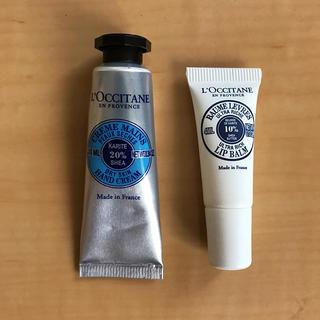 L'OCCITANE - ロクシタン ハンドクリーム リップバーム