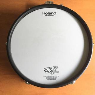 ローランド(Roland)のpd-128 ドラムパッド(電子ドラム)