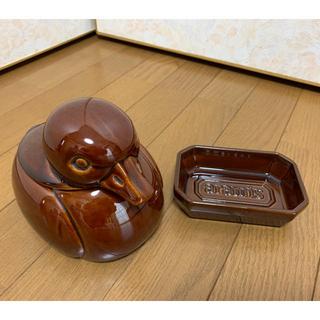アラミス(Aramis)のaramis 小物入れ 石鹸入れ 陶器製(陶芸)