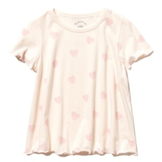 gelato pique - ジェラートピケ ハートTシャツ