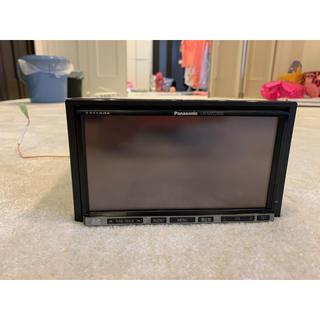 パナソニック(Panasonic)のHDDナビ Panasonic ストラーダ SDナビ CN-MW240D(カーナビ/カーテレビ)