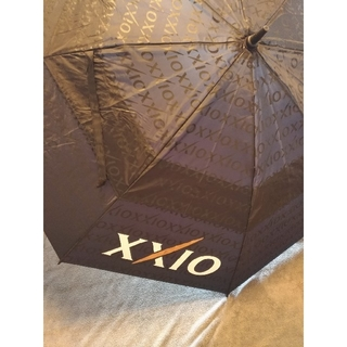 キャロウェイ(Callaway)のXXIO ゼクシオ ゴルフ用傘 ダブルキャノピー 80cm(その他)