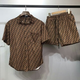FENDI - 美品 Fendi 半袖/パンツ 二点セット 未使用品