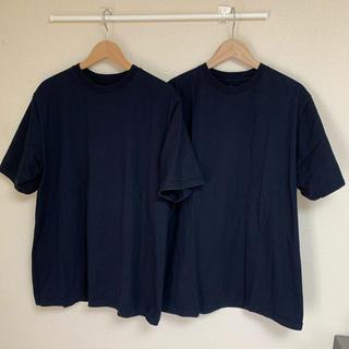 ワンエルディーケーセレクト(1LDK SELECT)のGraphpaper グラフペーパー パックTシャツ 2-Pack Tee 無地(Tシャツ/カットソー(半袖/袖なし))