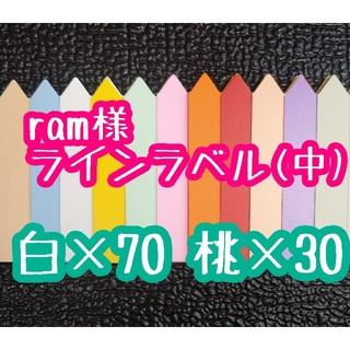 ram様 ラインラベル(その他)
