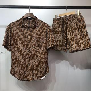 FENDI - Fendi フェンディ tシャツ パンツ 2点セット
