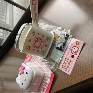 サンリオ(サンリオ)のキティちゃんのキッチンアイデアグッズ(収納/キッチン雑貨)