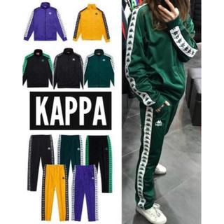 Kappa - kappa パンツ 美品 グリーン