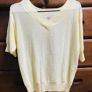 ページボーイ(PAGEBOY)のニットTシャツ(Tシャツ(半袖/袖なし))
